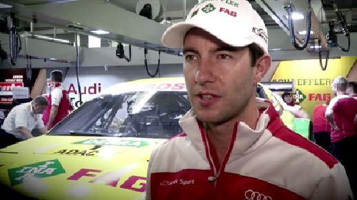 Audi DTM Drivers Challenge - Mike Rockenfeller