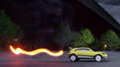 Das Showcar Audi TT offroad concept