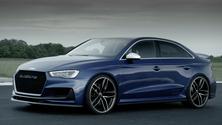 Der Audi A3 clubsport quattro concept