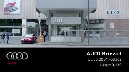 Audi Standort Brüssel