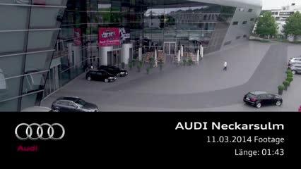 Audi Standort Neckarsulm