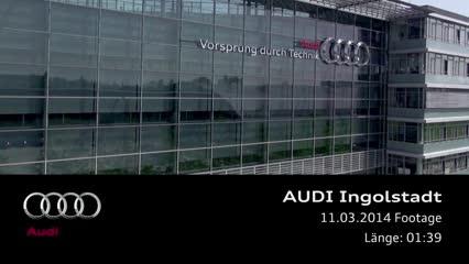 Audi Standort Ingolstadt