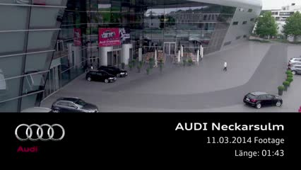 Audi site in Neckarsulm