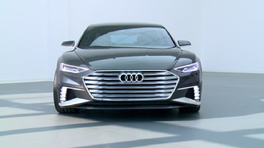 The Audi prologue Avant - Trailer