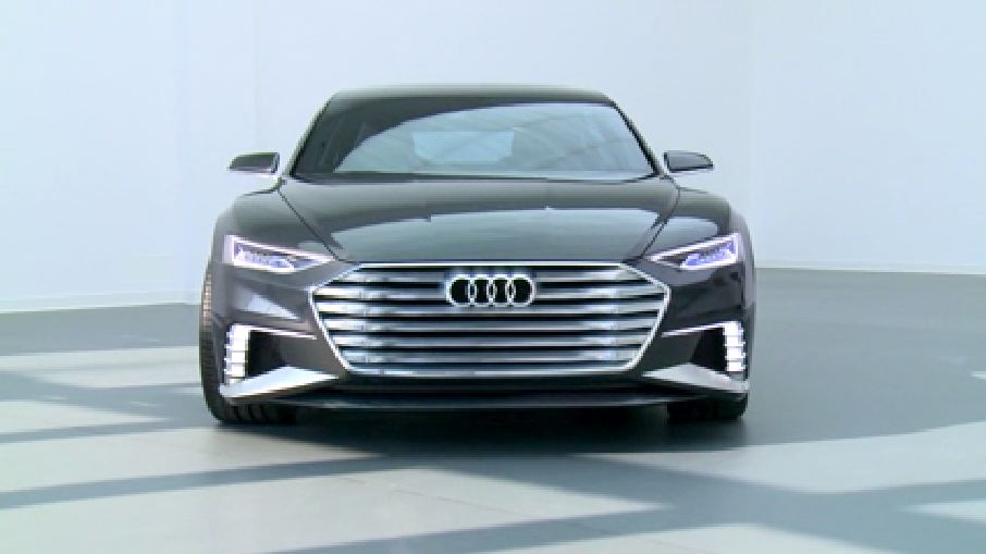 Der Audi prologue Avant - Trailer