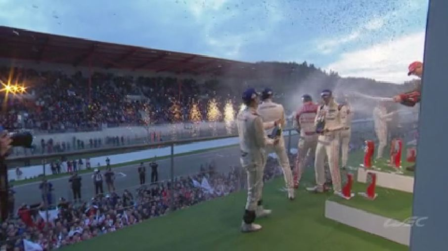 Audi wins the WEC-Thriller in Spa