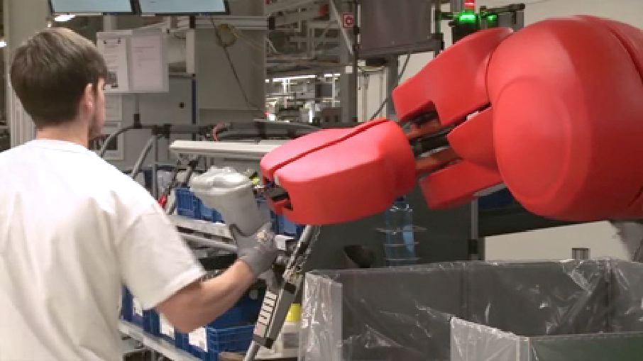 Innovationsforum 2015 - Mensch-Roboter-Kooperation