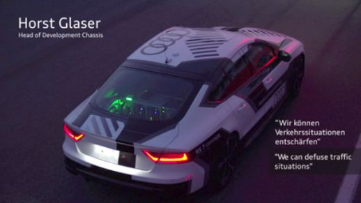 Piloted driving - Interview with Horst Glaser