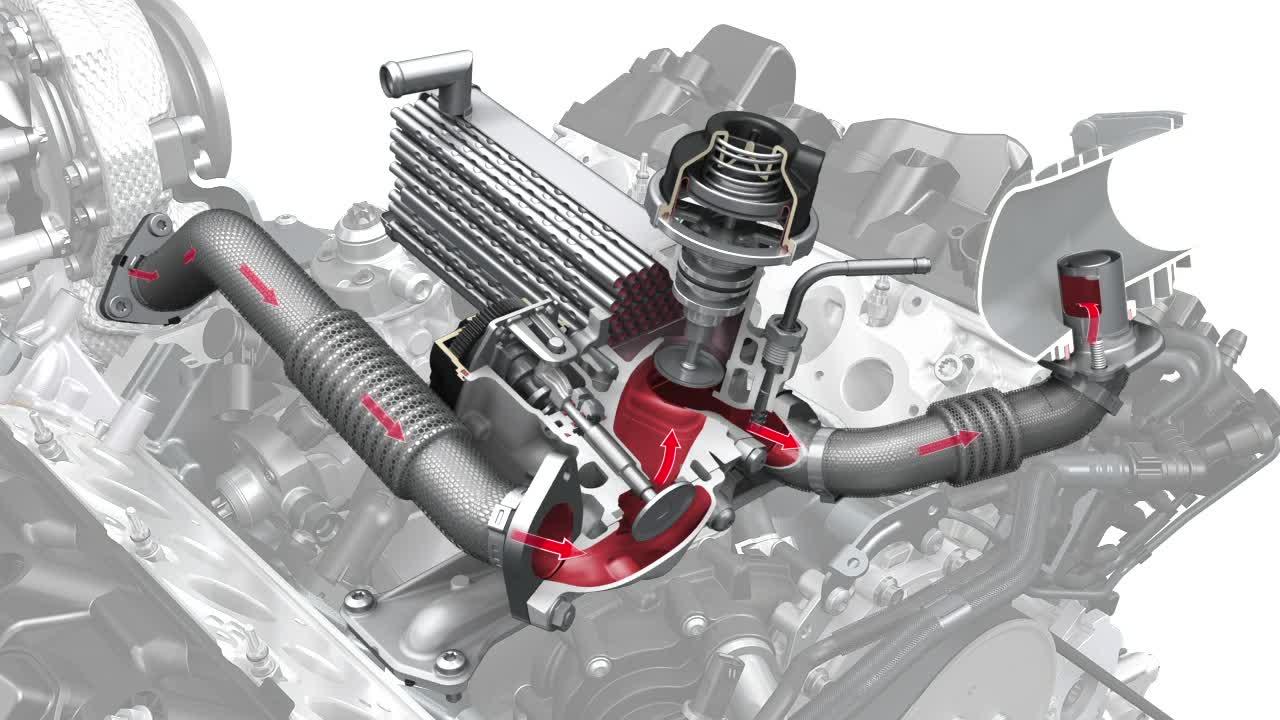 3.0 TDI - Motoranimation 2014