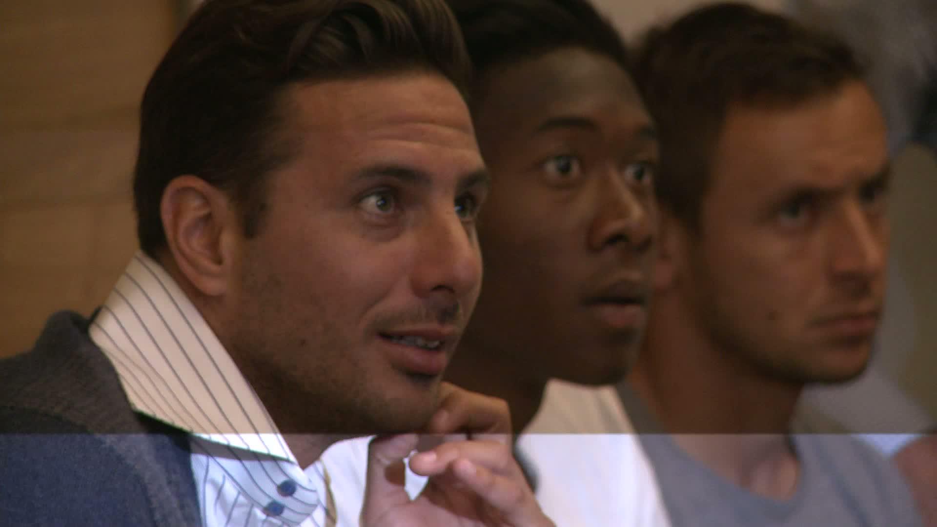FC Bayern München zu Gast in der Audi Produktion - Footage