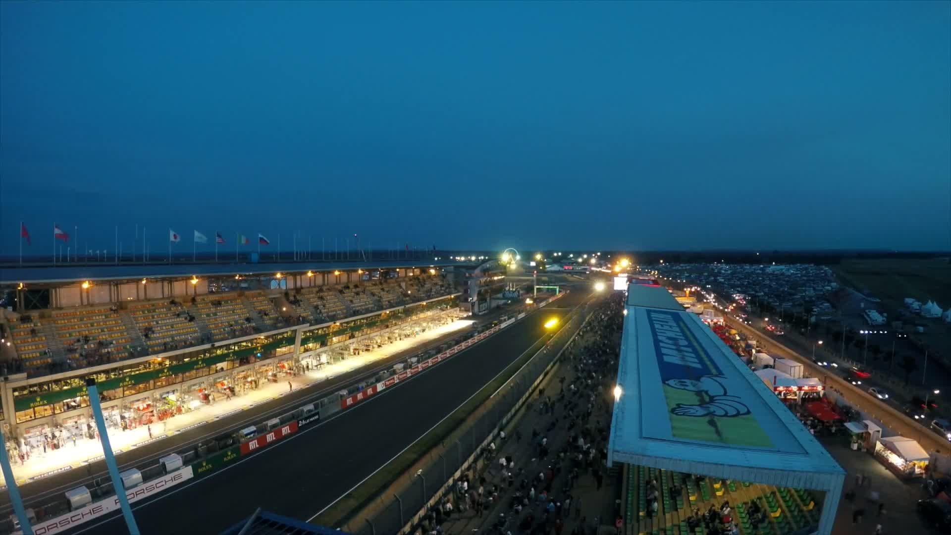 Le Mans - Audi schnell, aber glücklos