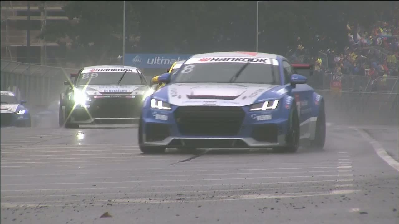 Audi Sport TT Cup 2015, Norisring race 1