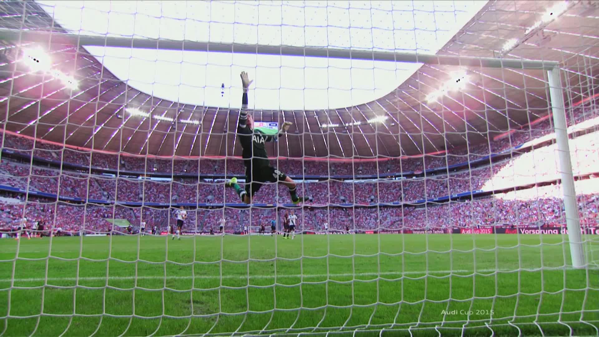 Audi Cup - Tottenham Hotspur vs. AC Mailand
