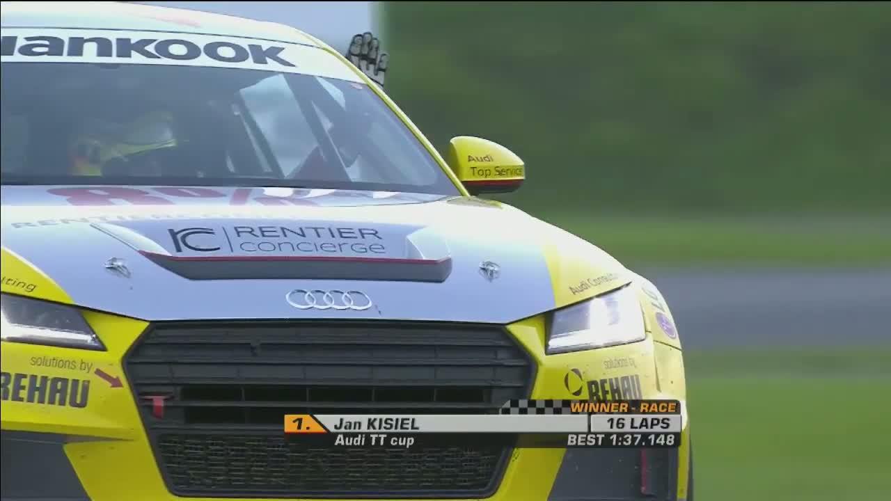 Audi Sport TT Cup 2015, Oschersleben race 1