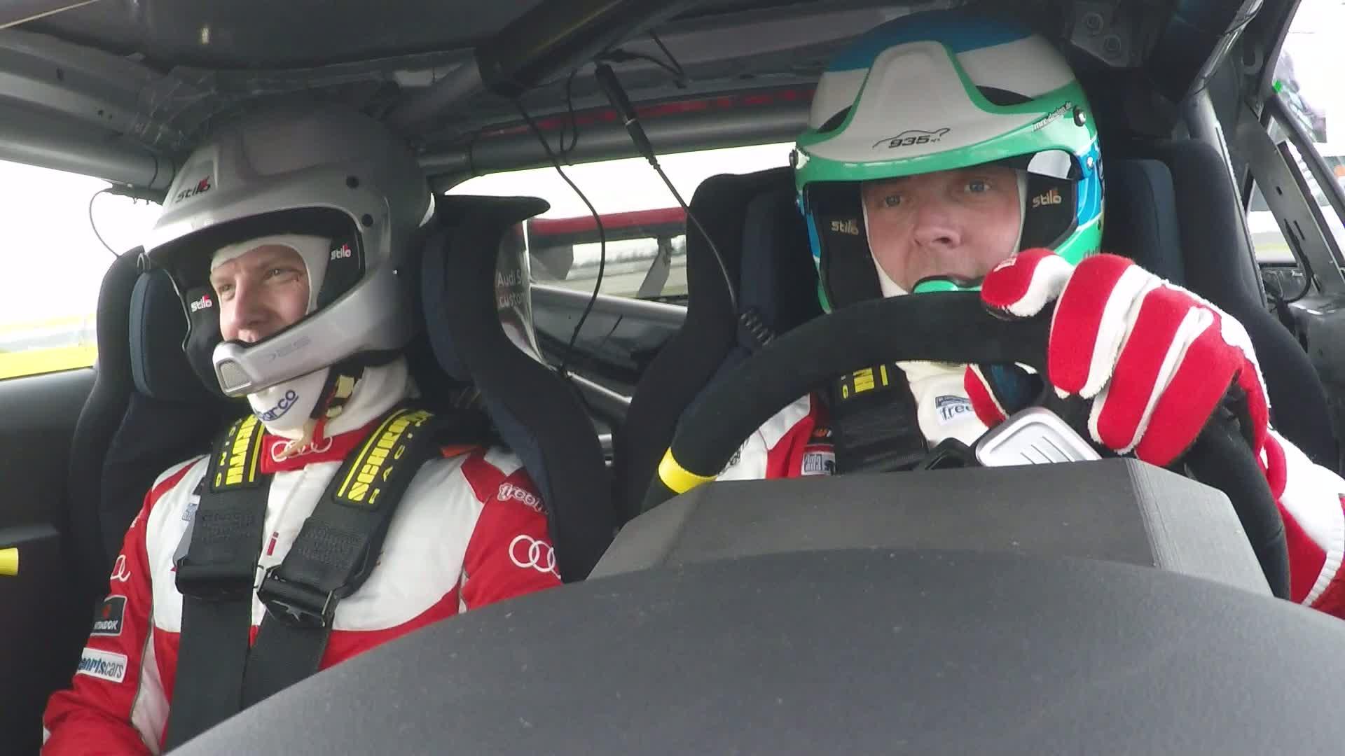 Audi Sport TT Cup – Fan ride