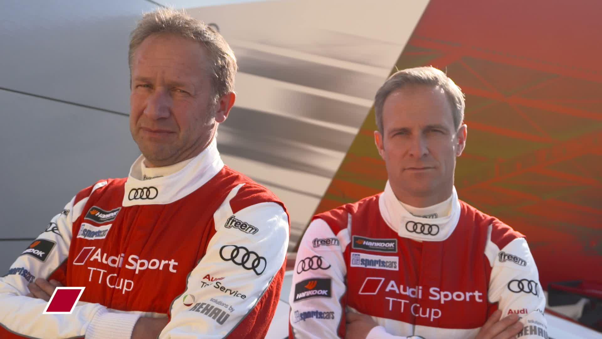 Audi Sport TT Cup – GRIP duel