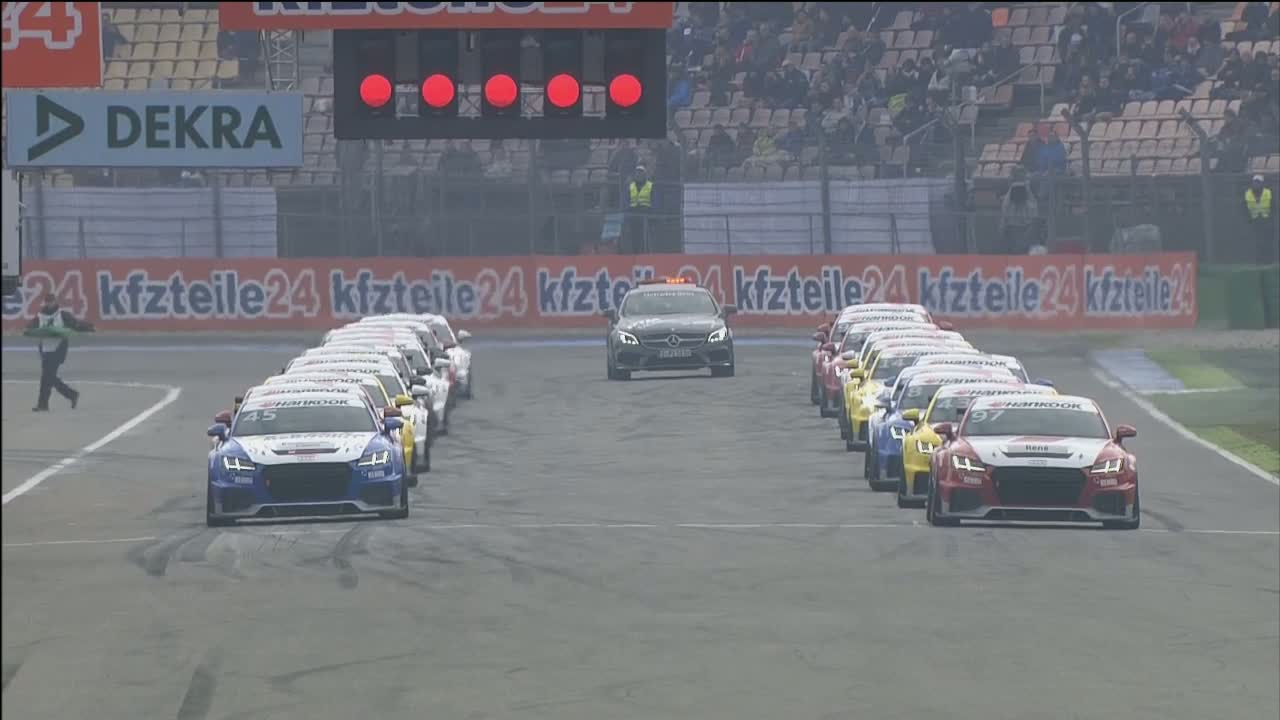 Audi Sport TT Cup 2015, Finale Hockenheim race 2