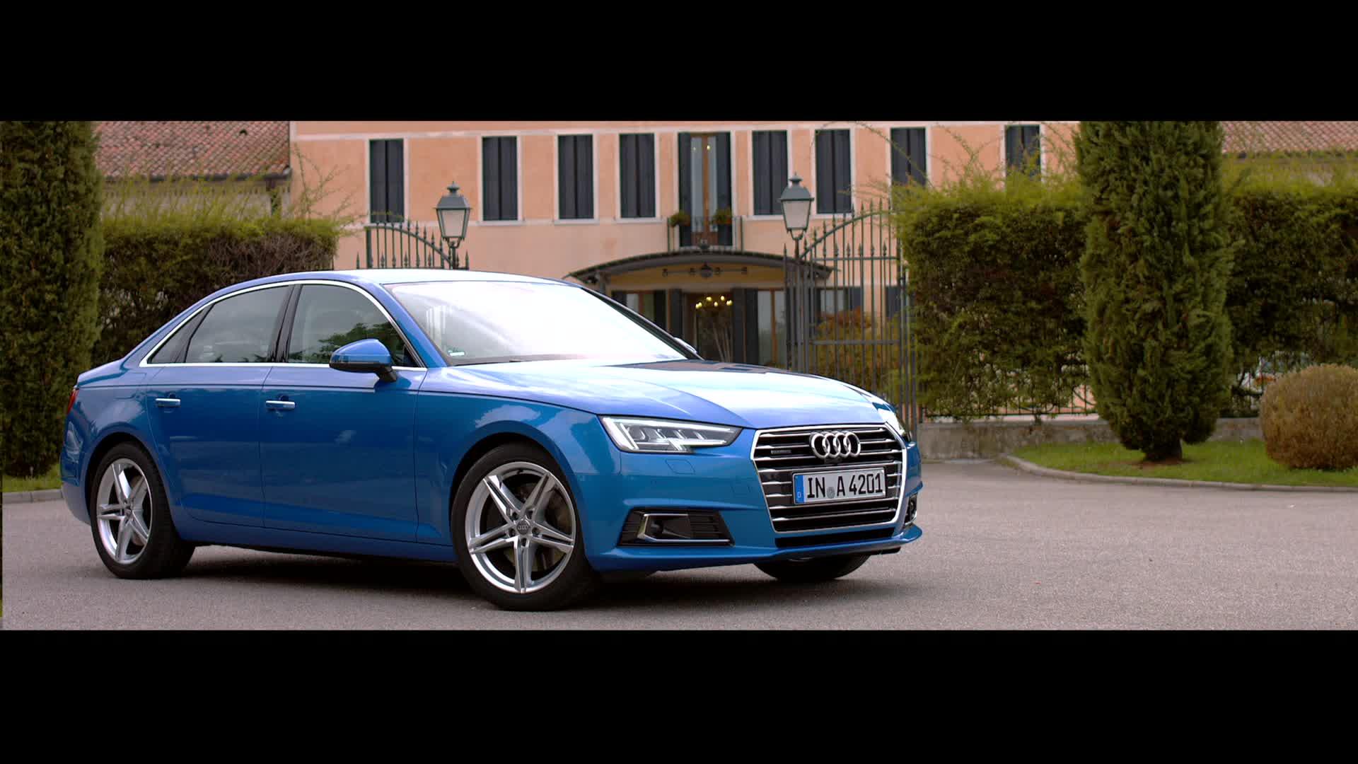 Audi A4 - Trailer Venice