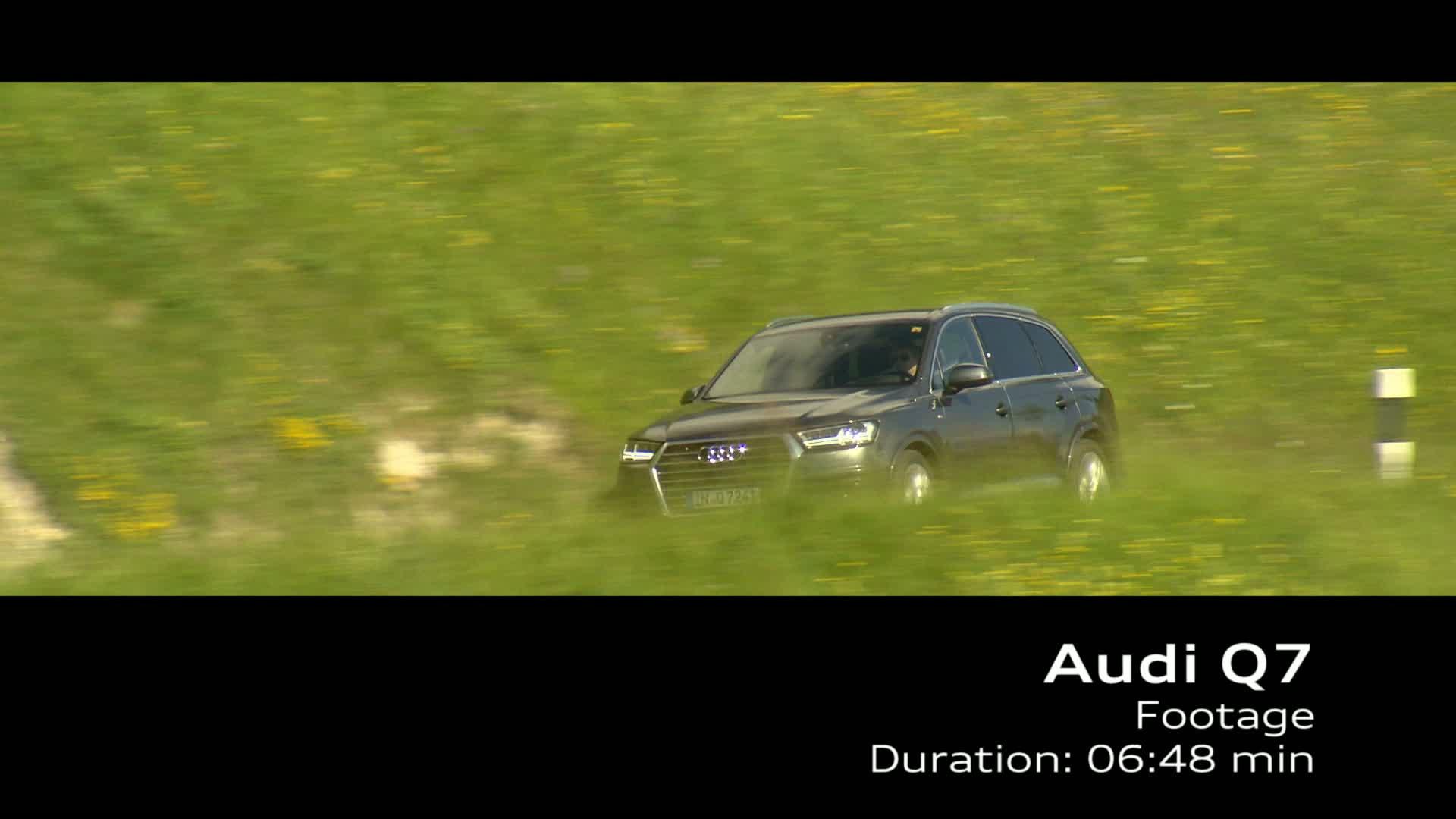 Audi Q7 - Daytona Grey