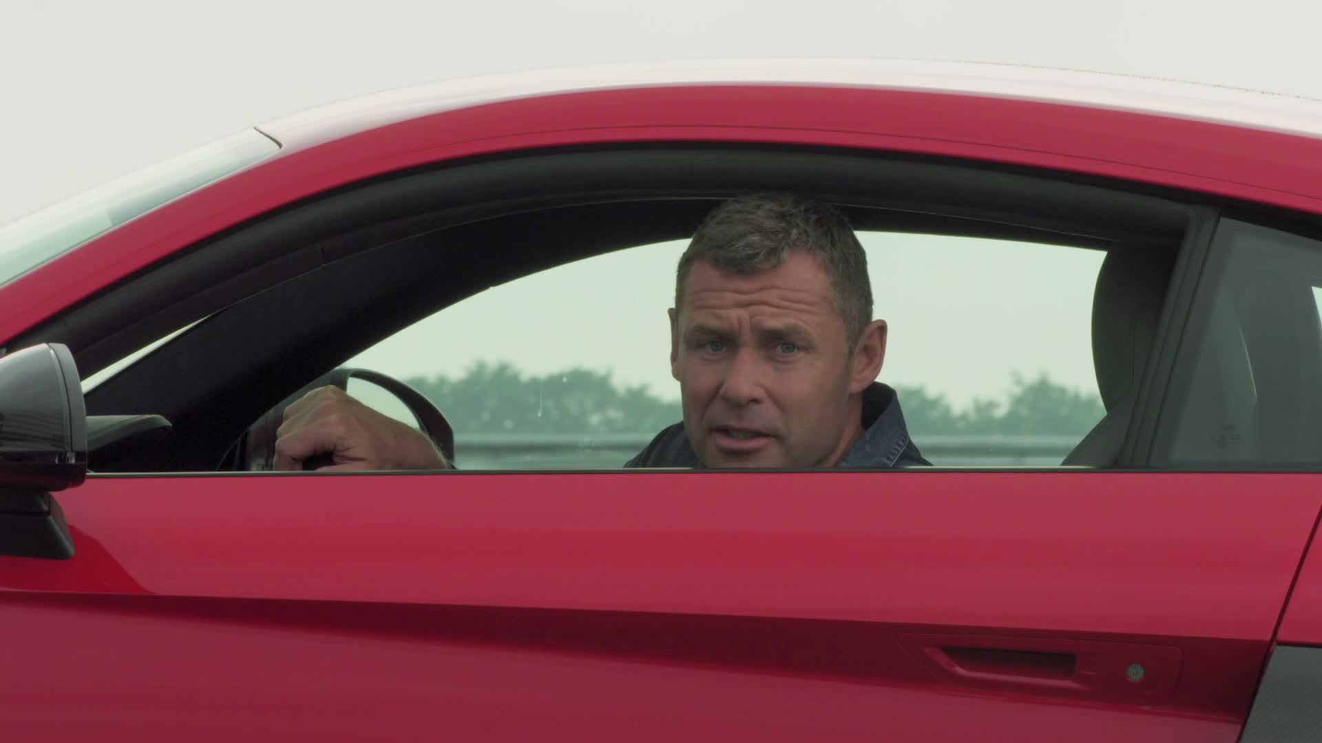 Tom Kristensen is driving the new Audi R8