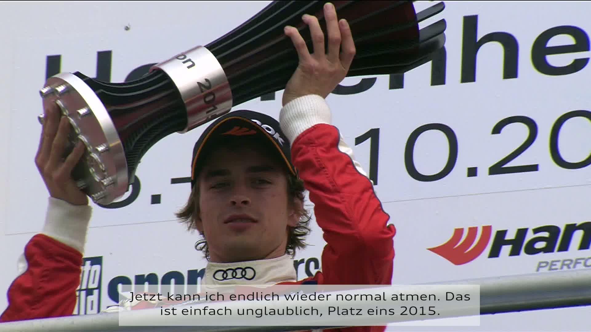 Audi Sport TT Cup – Der Gewinner