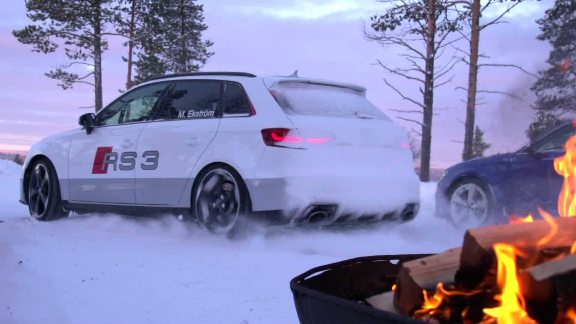 Der neue Audi RS 3 Sportback - Emotion Trailer