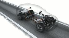 Audi Q7 e-tron - Animation