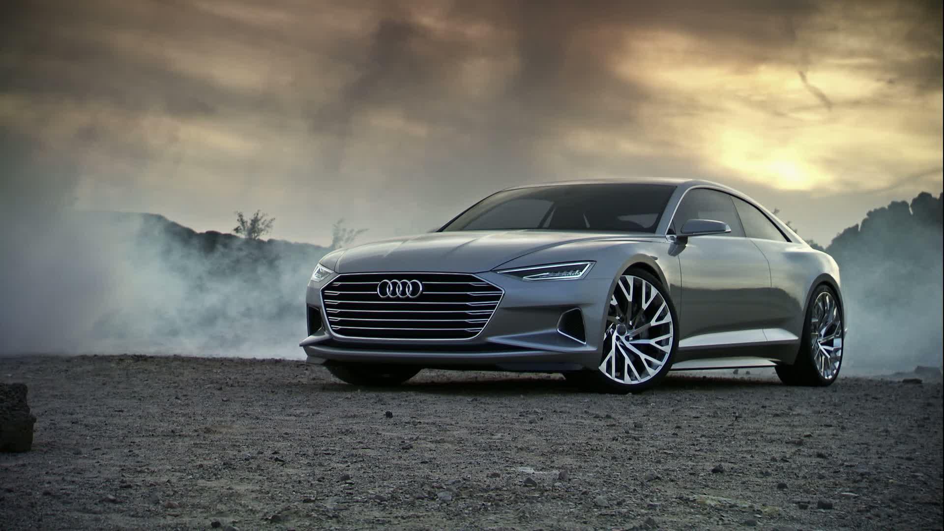 Das Showcar Audi prologue – Aufbruch in eine neue Design-Ära