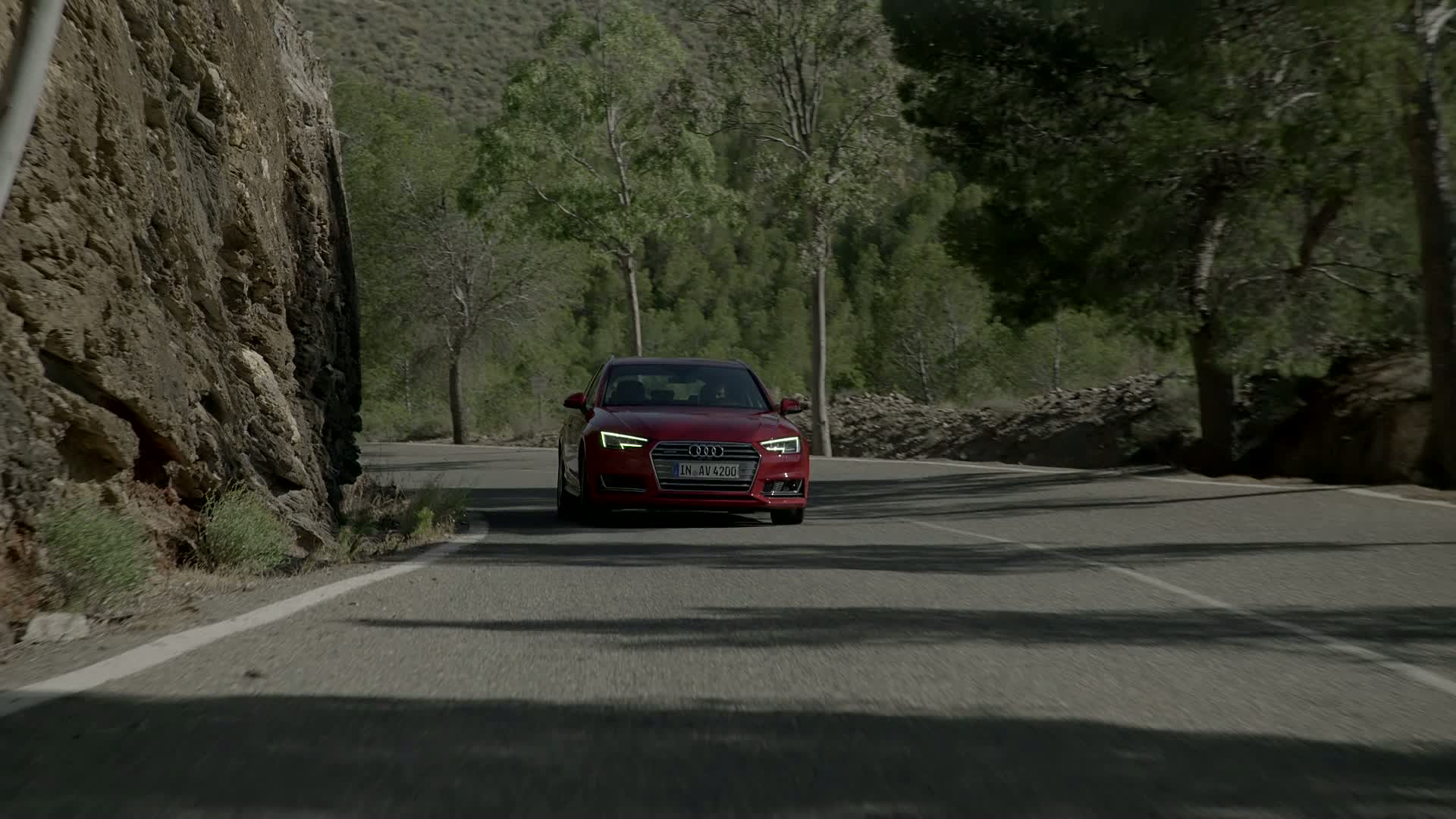 Audi A4 Emotion Trailer - Short