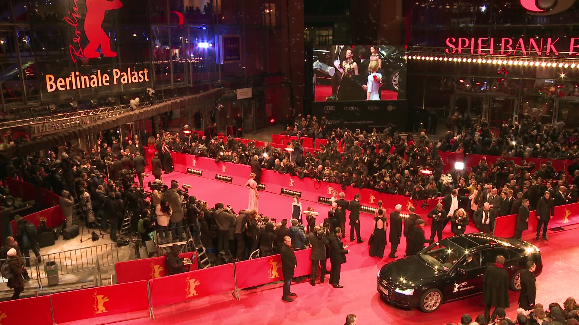 Berlinale 2015: Audi and the Berlin Film Festival