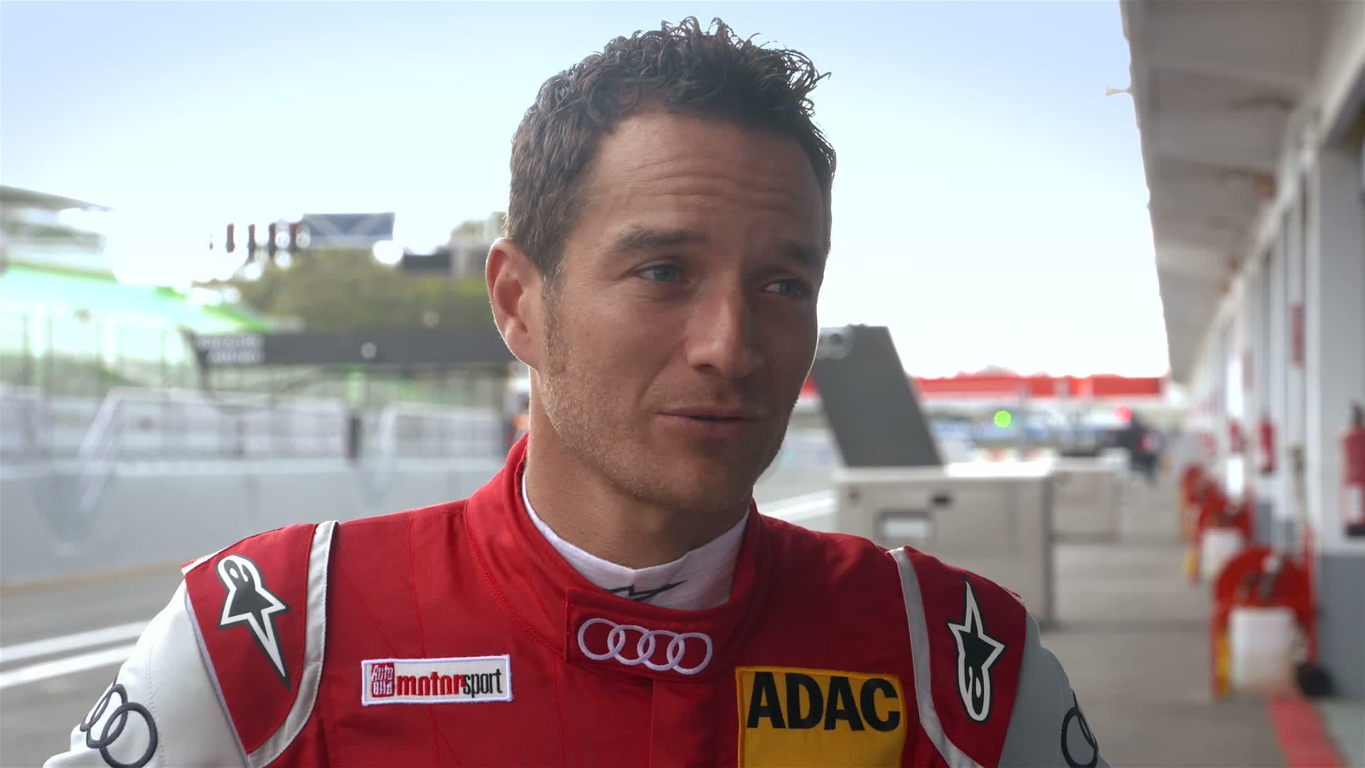 60 Seconds of Audi Sport 11/2015 - Timo Scheider