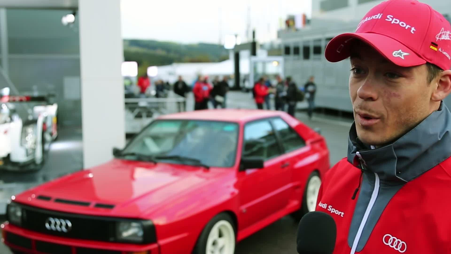 60 Seconds of Audi Sport 13/2015 - André Lotterer