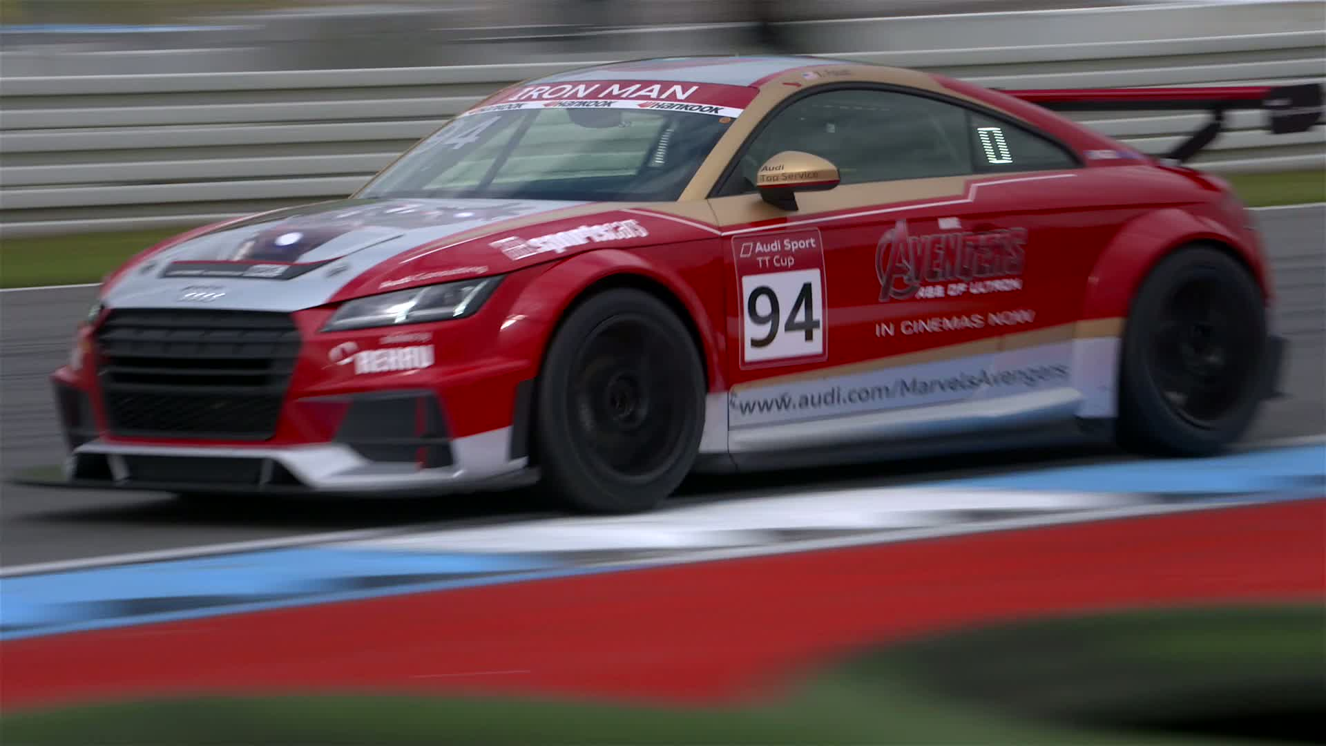 60 Seconds of Audi Sport 14/2015 - Audi Sport TT Cup, Weltpremiere