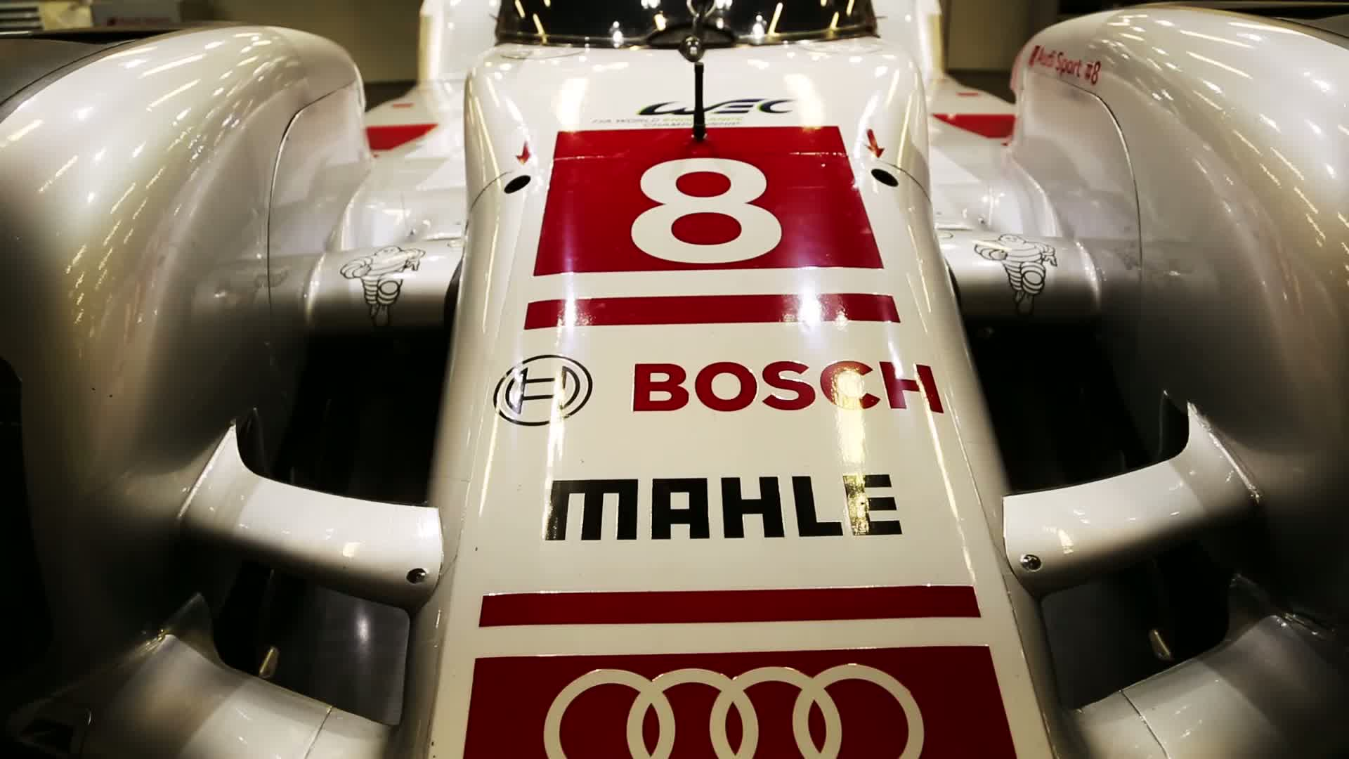 60 Seconds of Audi Sport 15/2015 - Aerodynamik