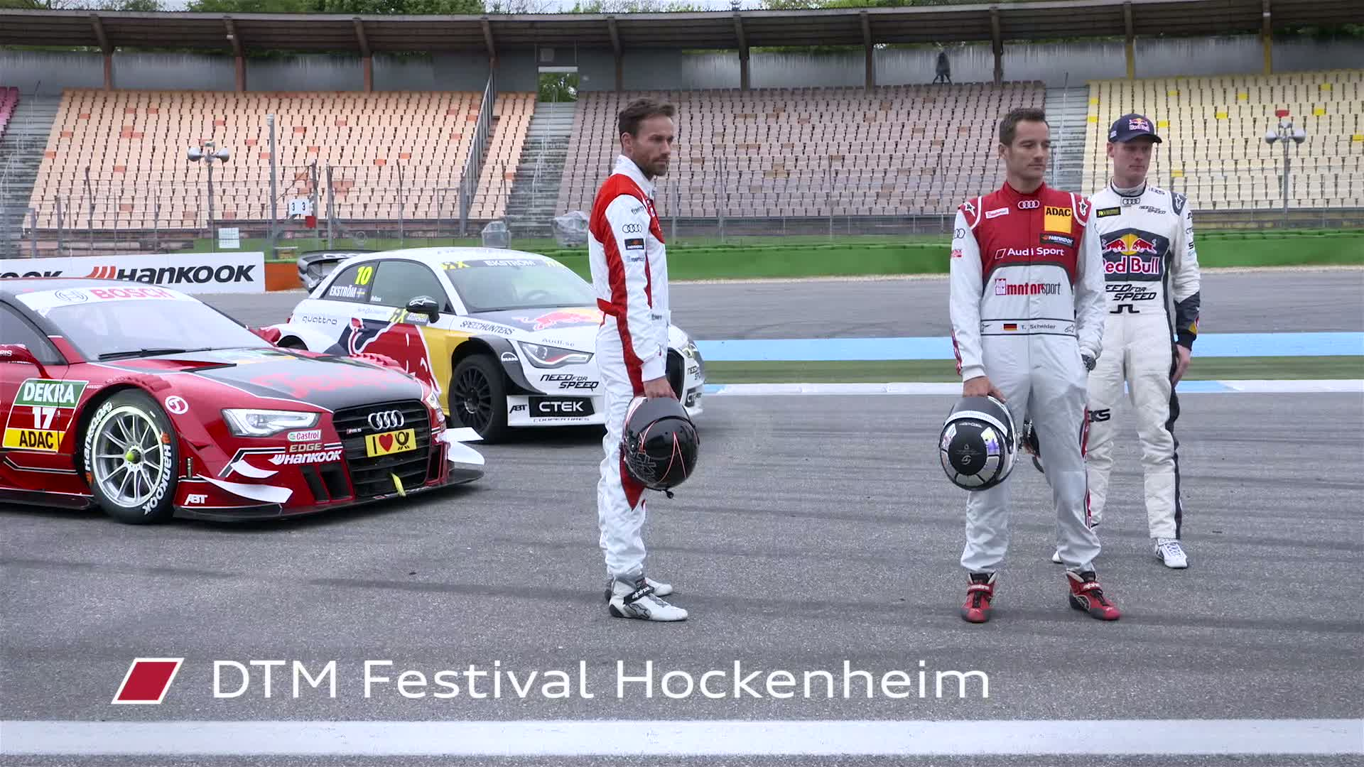 60 Seconds of Audi Sport 16/2015 - DTM Festival in Hockenheim