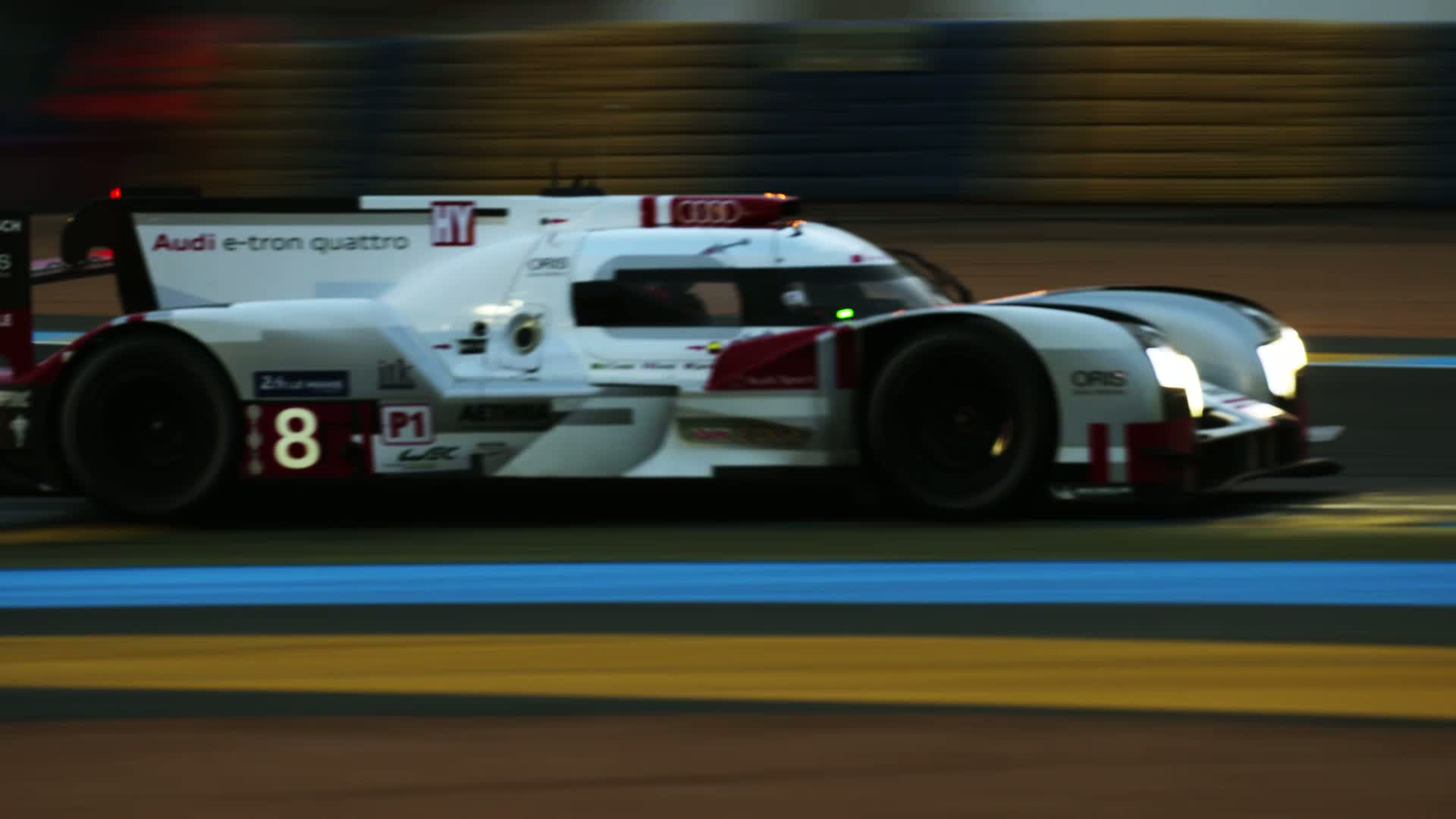 Motorsport, 60 Seconds of Audi Sport, WEC, Le Mans, e-tron, Qualifying