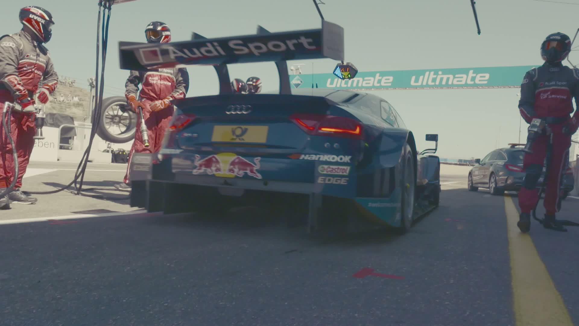 60 Seconds of Audi Sport 51/2015 - DTM Zandvoort