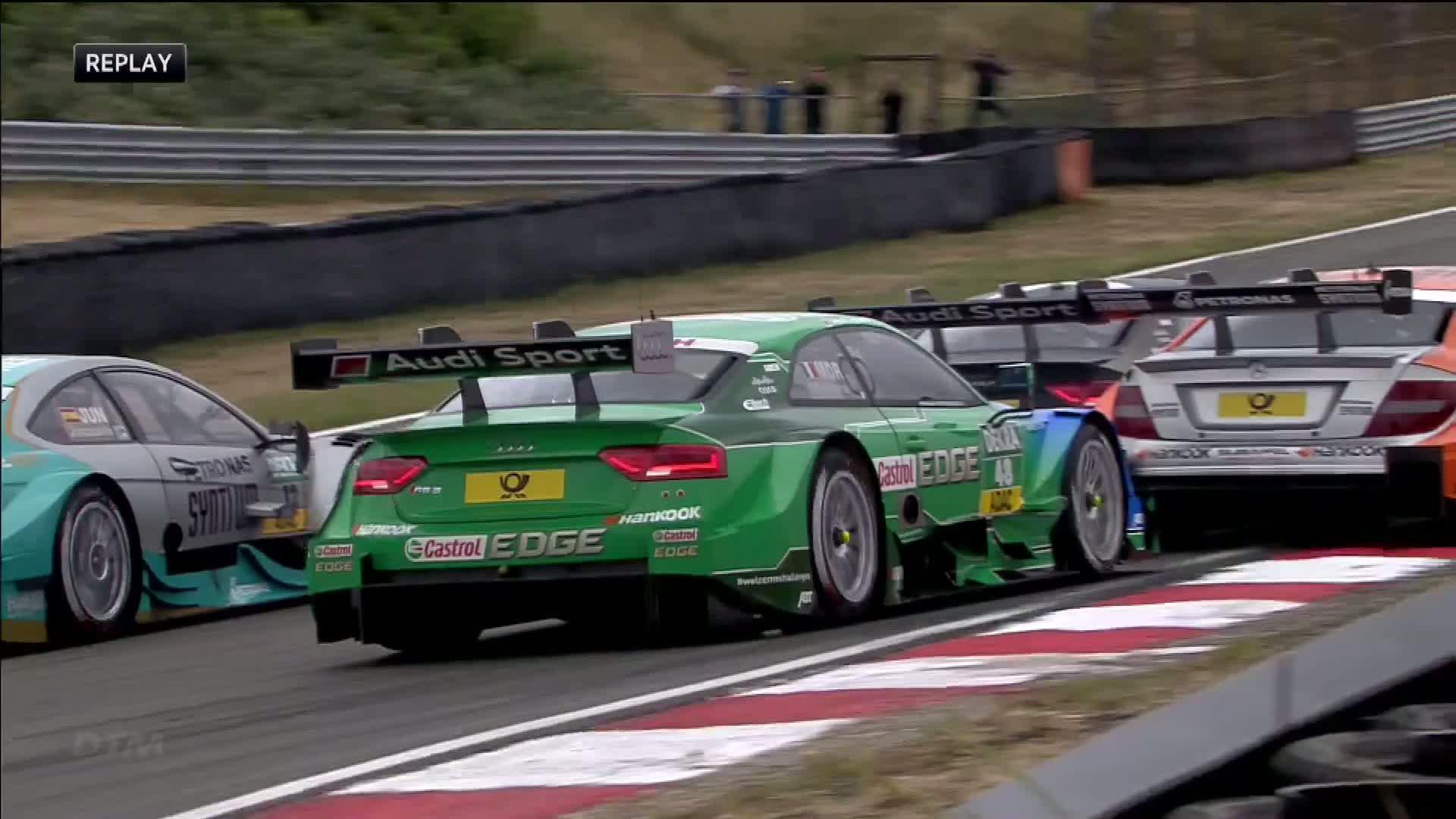 60 Seconds of Audi Sport 53/2015 - DTM Zandvoort, Rennen 2