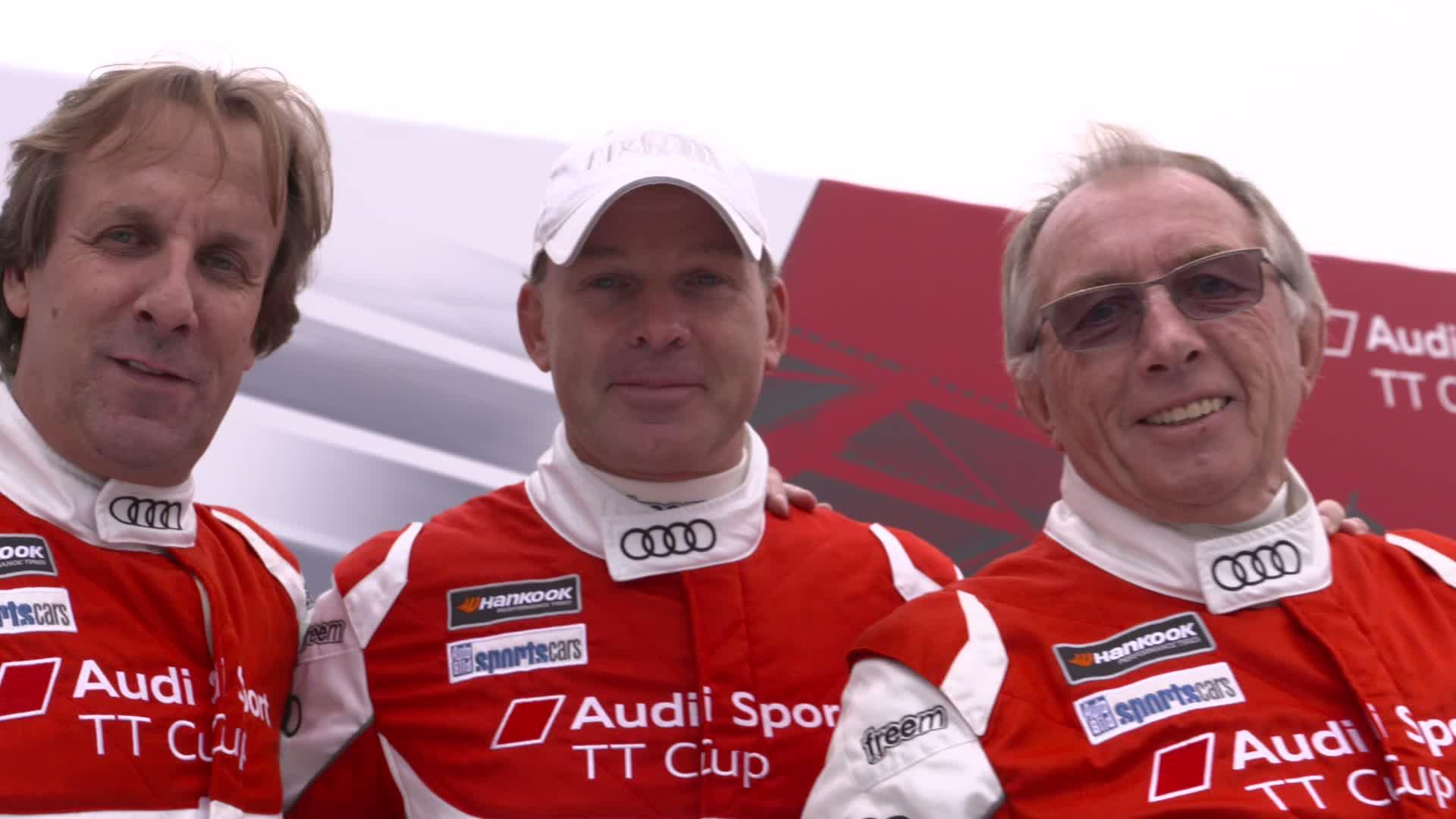 60 Seconds of Audi Sport 75/2015 - Audi Sport TT Cup, Preview Oschersleben