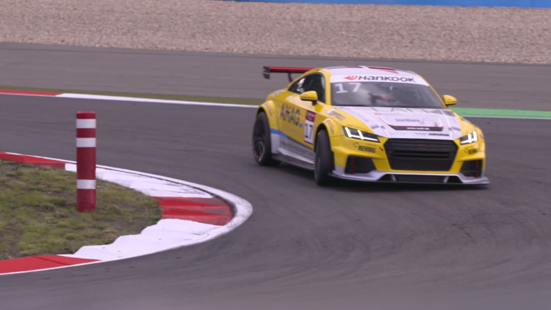 60 Seconds of Audi Sport 82/2015 - TT Cup Nürburgring, Vorschau