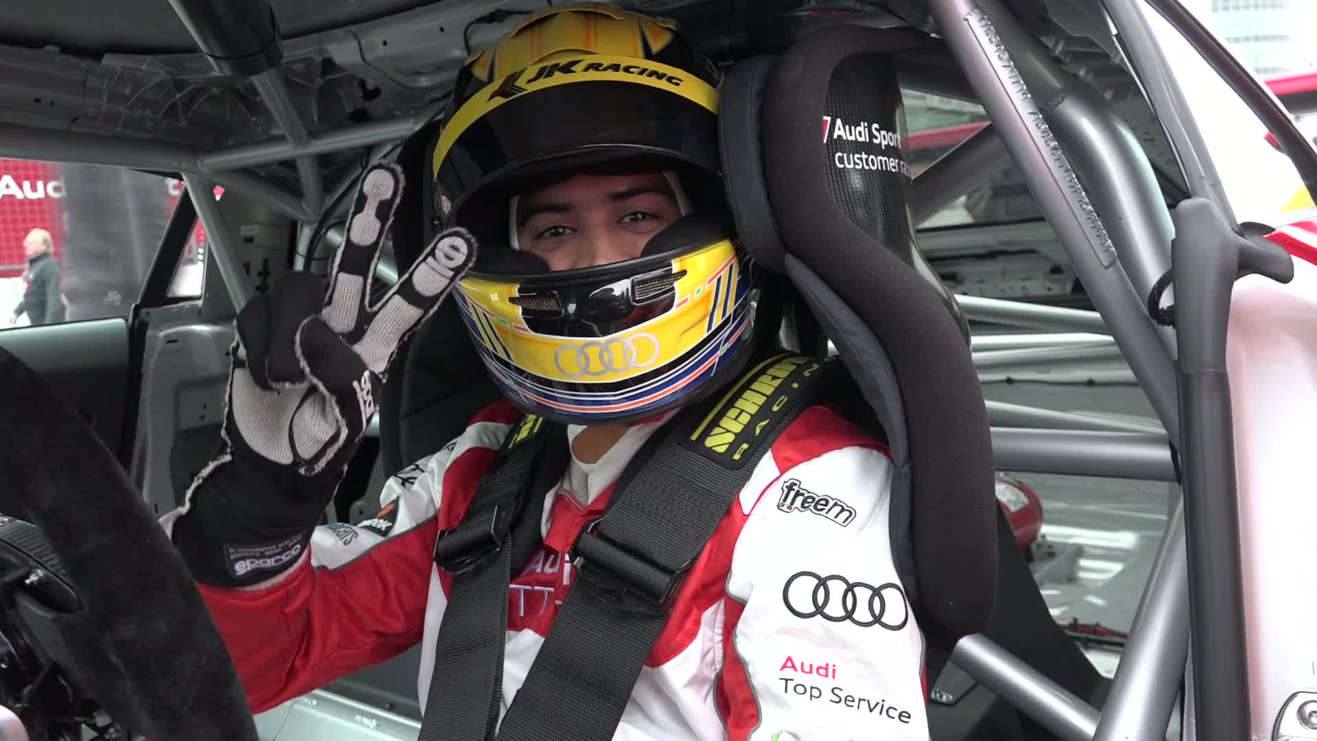 60 Seconds of Audi Sport 86/2015 - TT Cup Nürburgring, Rennen 1