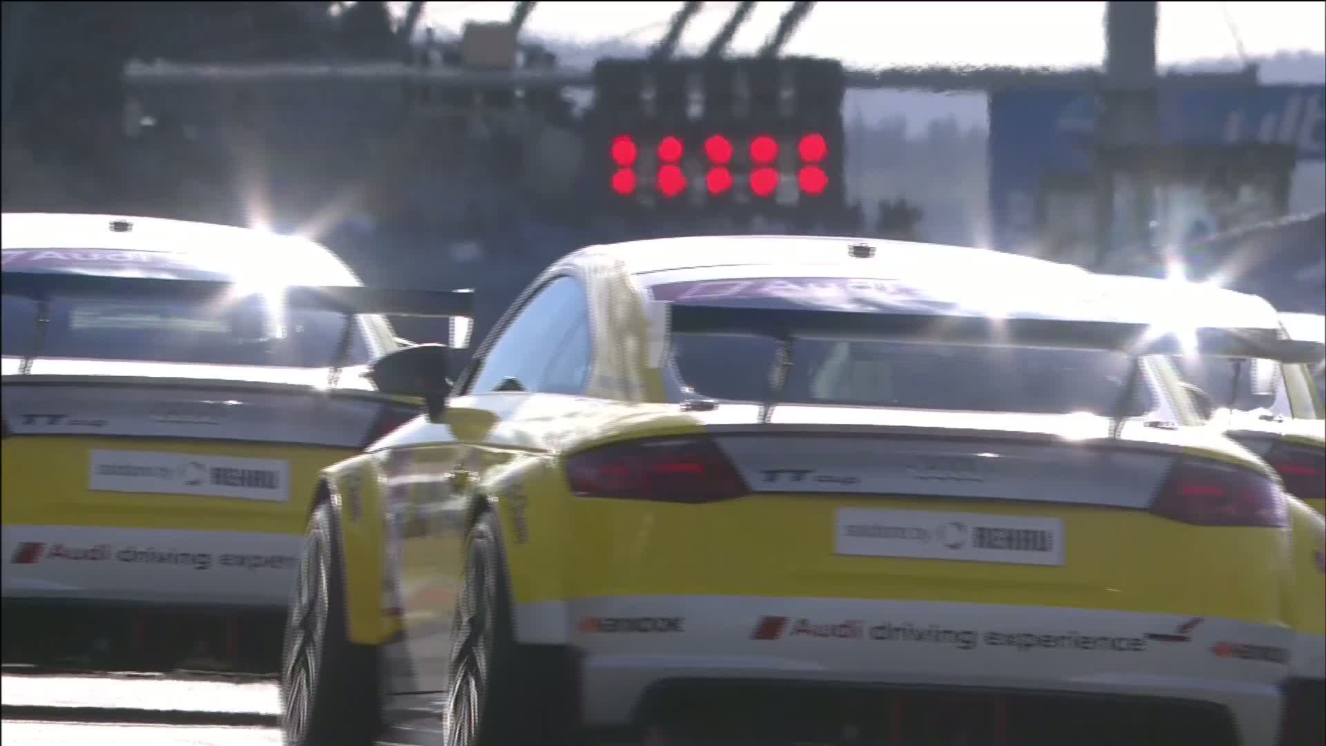 60 Seconds of Audi Sport 88/2015 - TT Cup Nürburgring, Rennen 2