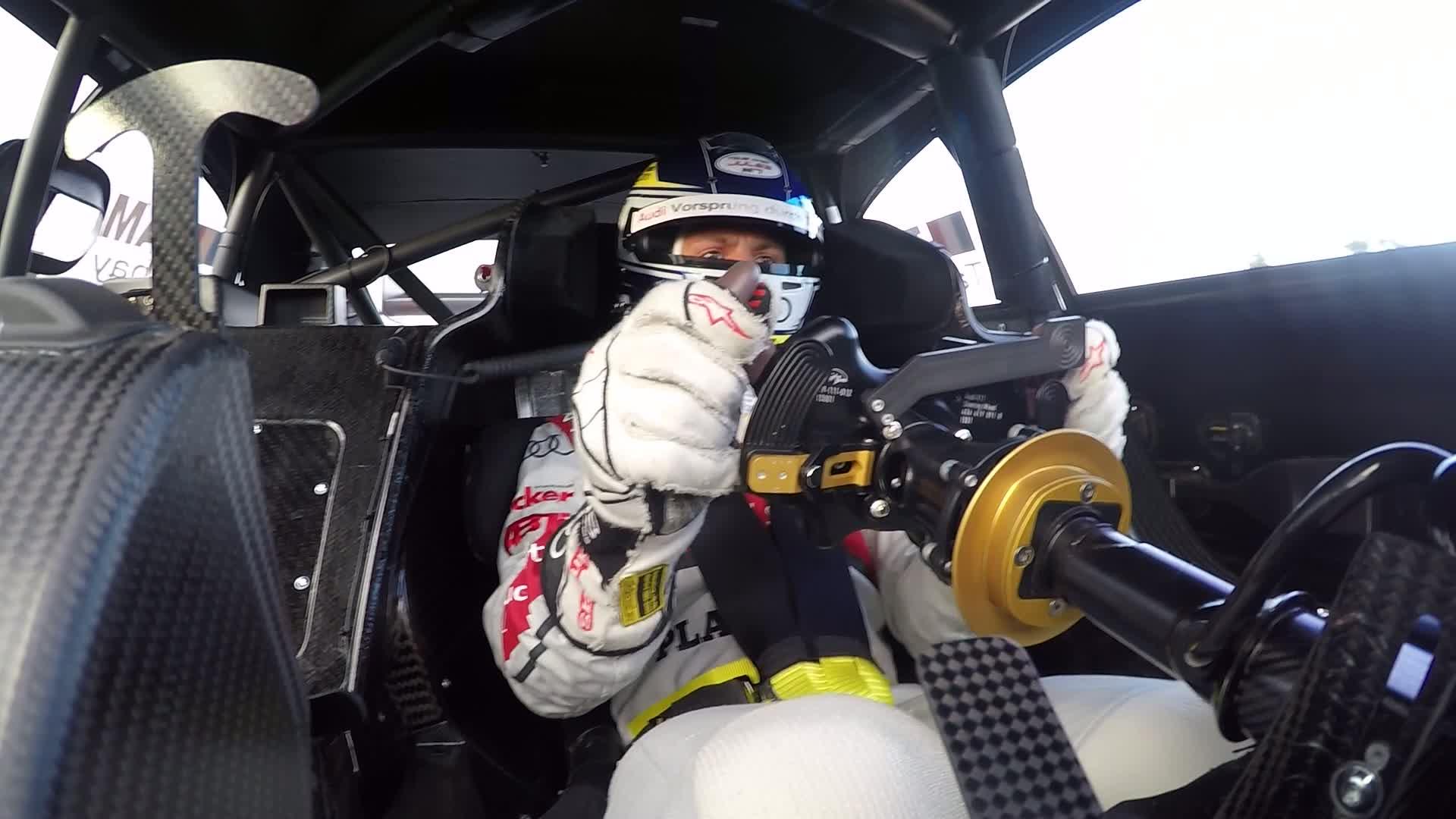 60 Seconds of Audi Sport 02/2015 - DTM testing at Estoril