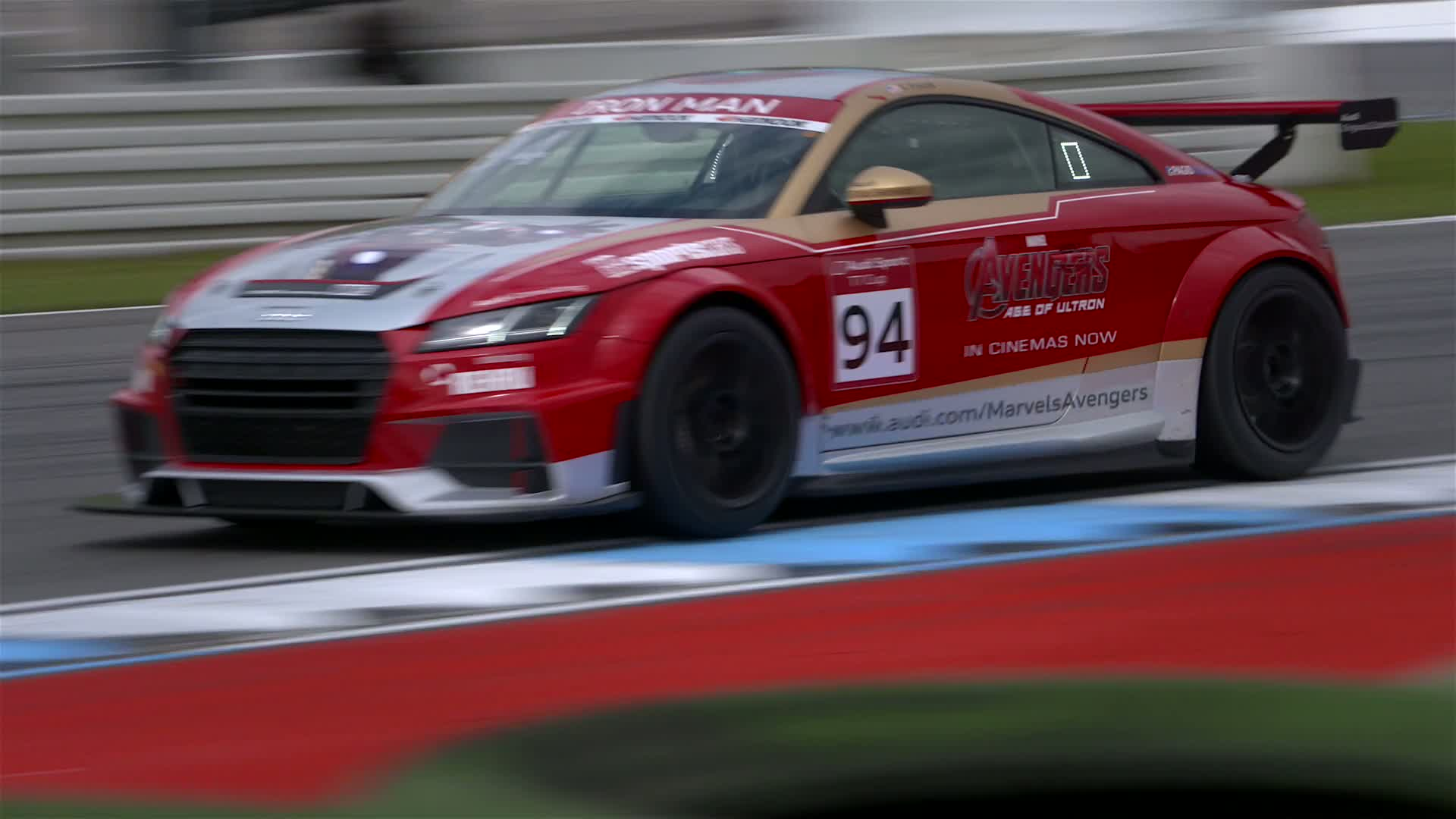 60 Seconds of Audi Sport 14/2015 - Audi Sport TT Cup, World Premiere