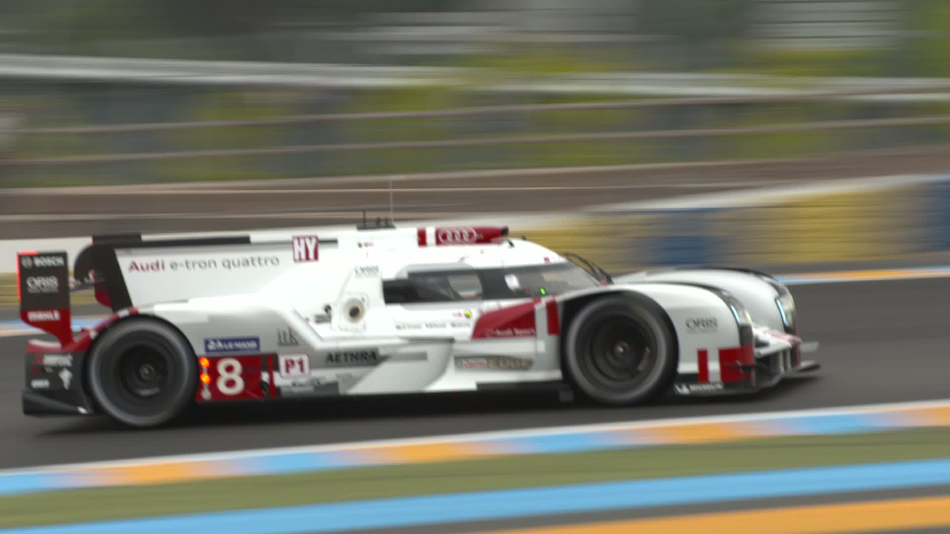 60 Seconds of Audi Sport 33/2015 - Le Mans Pre-Test Day 2
