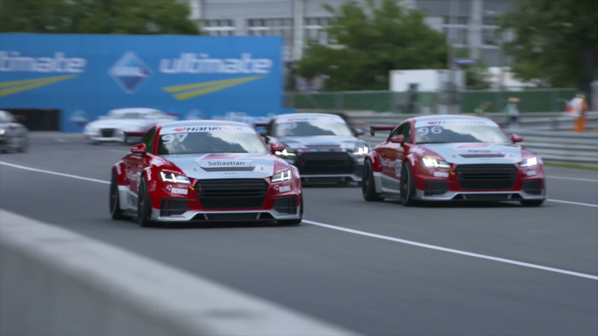 60 Seconds of Audi Sport 44/2015 - Audi Sport TT Cup Norisring