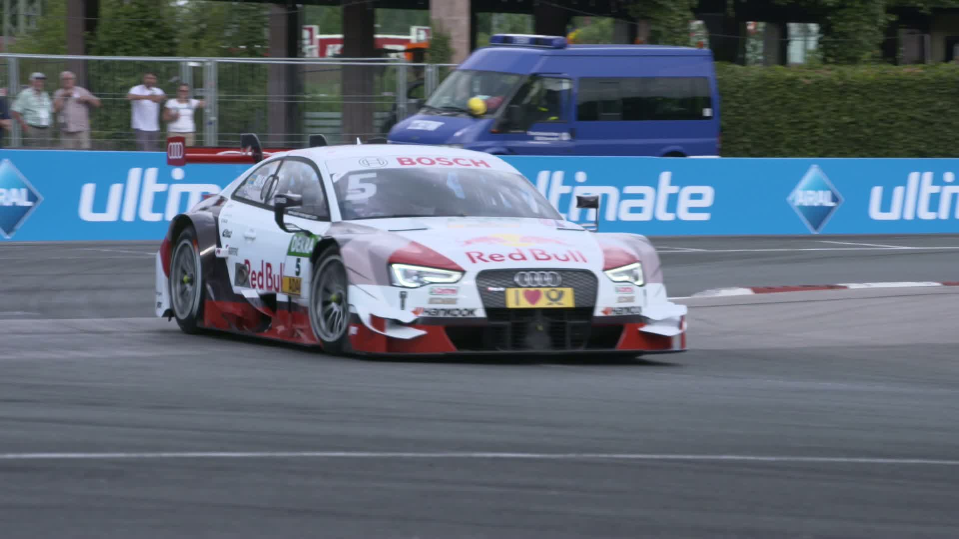 60 Seconds of Audi Sport 45/2015 - DTM Norisring, 25 years later