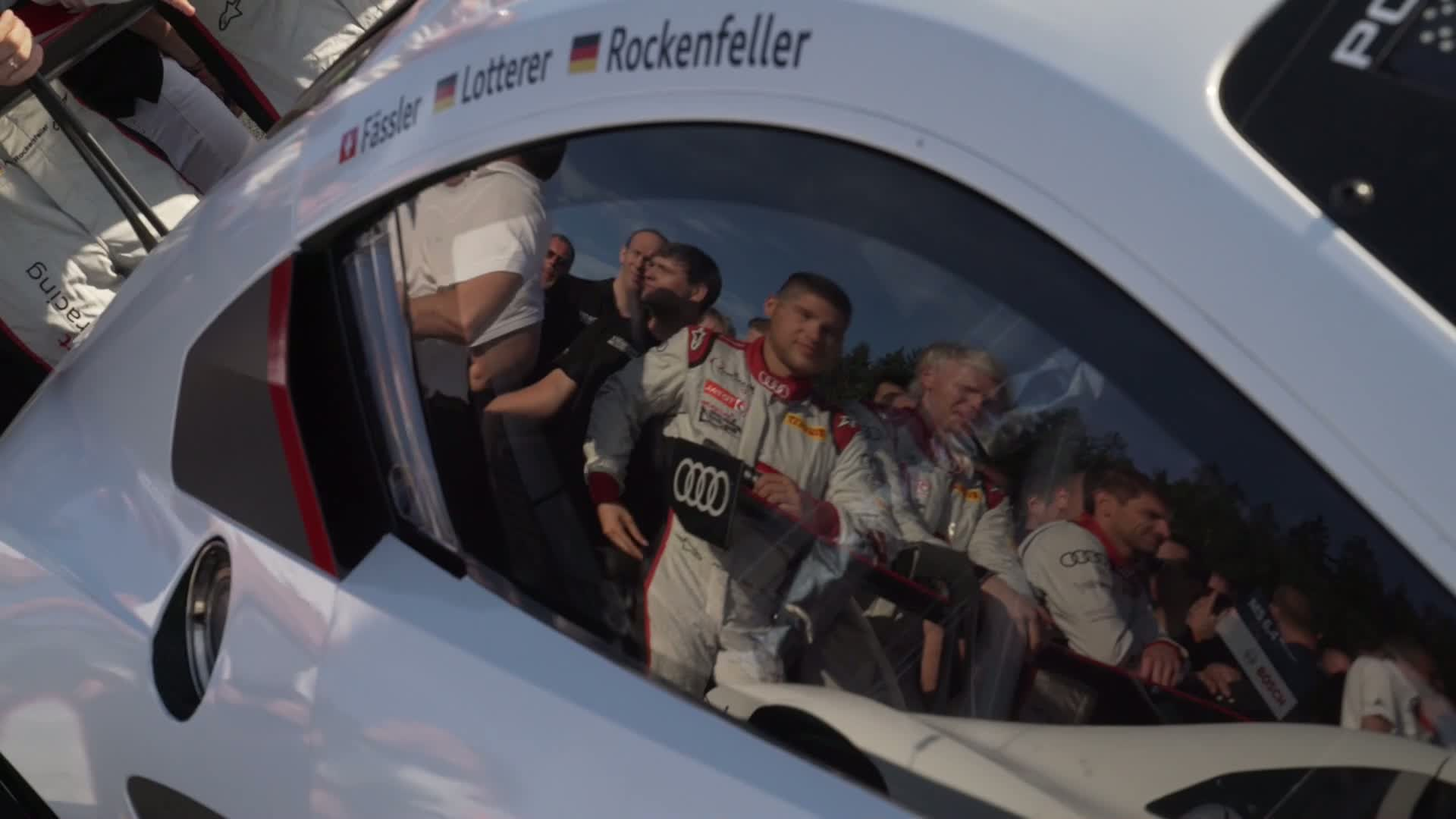 60 Seconds of Audi Sport 54/2015 – 24h Spa, Preview