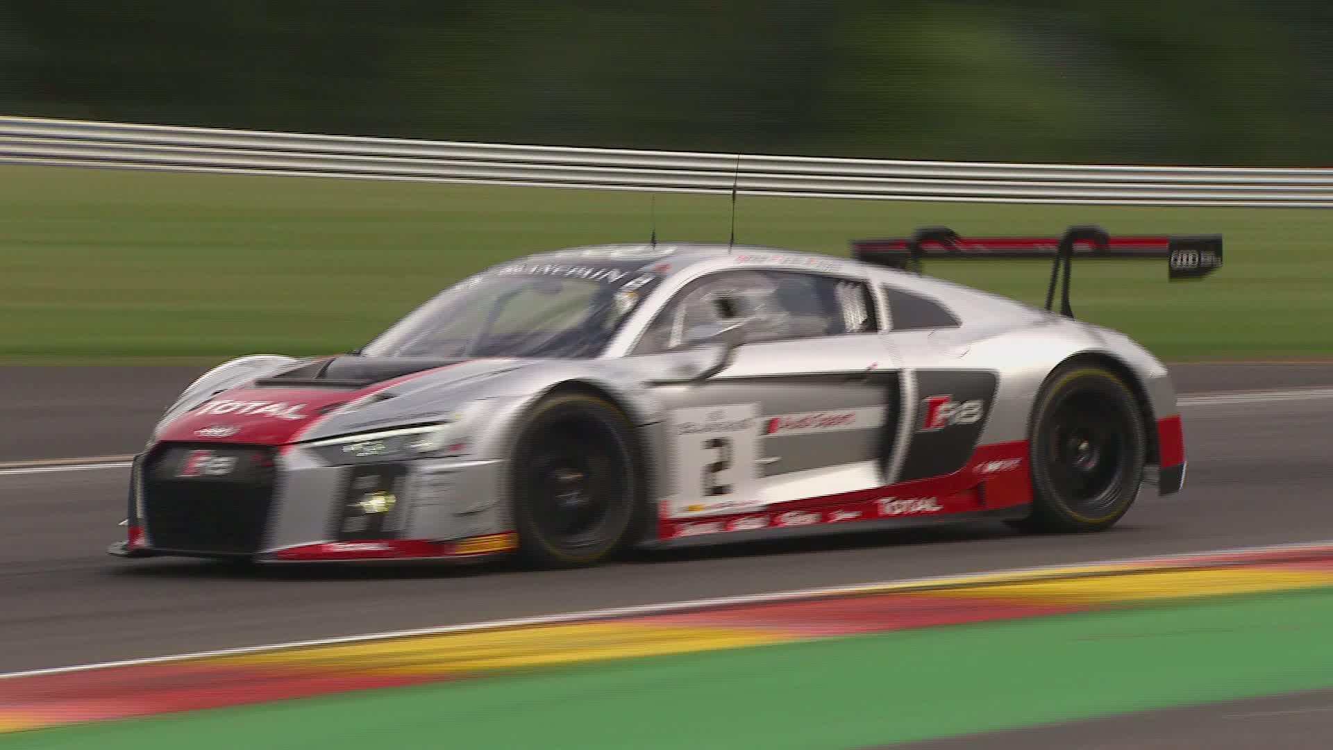60 Seconds of Audi Sport 55/2015 – 24h Spa, Super Pole