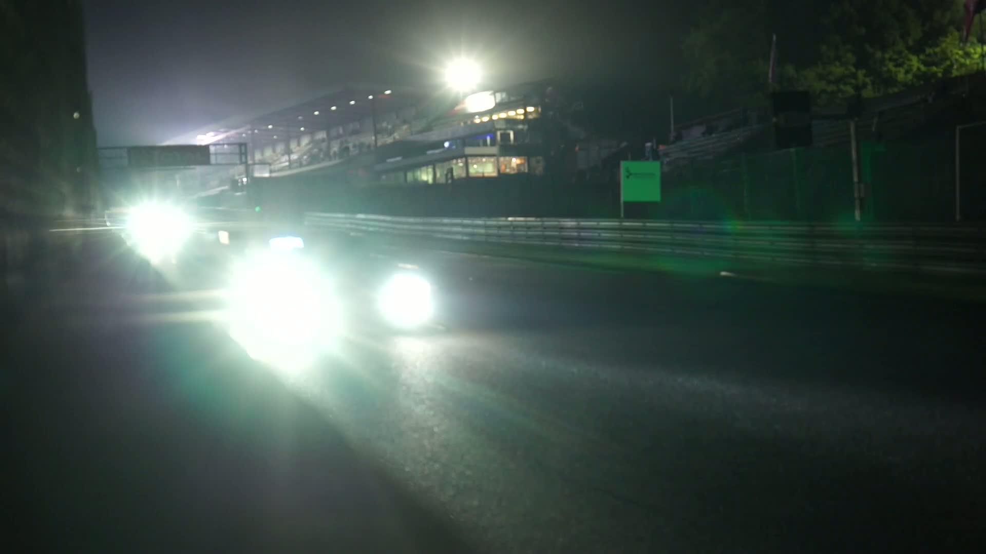 60 Seconds of Audi Sport 58/2015 – 24h Spa, Night shift